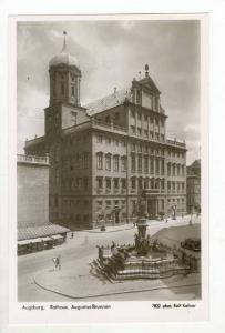 RP, Rathaus, Augustus-Brunnen, Augsburg (Bavaria), Germany, 1920-1940s