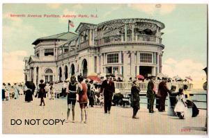7th Ave Pavllion, Asbury Park, NJ