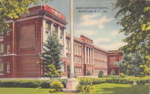 High School , MONTCLAIR , New Jersey , 30-40s