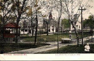 Wisconsin Reedsburg City Park
