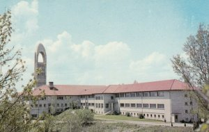MISSION CITY , British Columbia, 50-60s ; Seminary of CHRIST THE KING
