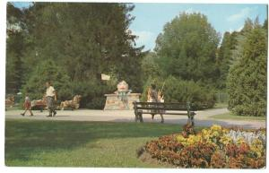 Canada, London, Ontario, Humpty Dumpty and the King's Horses, Storybook Gardens