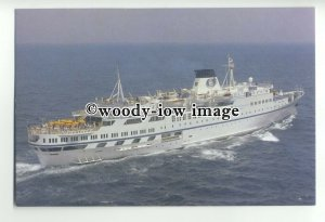 LN0024 - Classic International Cruise Lines Liner - Arion - postcard