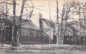 Robin Hood Lodge Sherwood Forest Camp Cuivre River State Park Troy Missouri A...