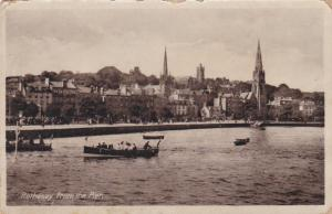 ROTHESAY, Isle of Man, United Kingdom, PU-1912; From the Pier
