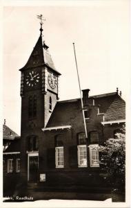 CPA Urk Raadhuis NETHERLANDS (728777)