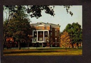 DE Old Main Wesley College Dover Delaware Postcard