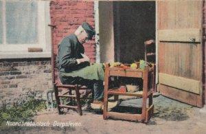 Noordbrabantsch Dorpsleven , Netherlands, 1900-10s