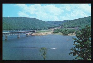 Warren/Kane/Bradford, Penn/PA Postcard, Cornplanter Bridge