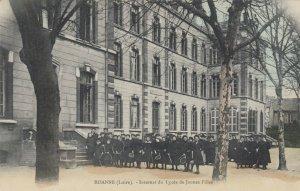 ROANNE (Loire) , France , 00-10s ; Inernat du Lycee de Jeunes Filles