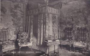 RP: Knole House , Sevenoaks , west Kent , 00-10s ; Lady Betty's Bedroom