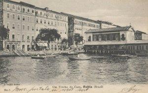 BAHIA (Brazil) , 1906 ; Um Trecho do Caes