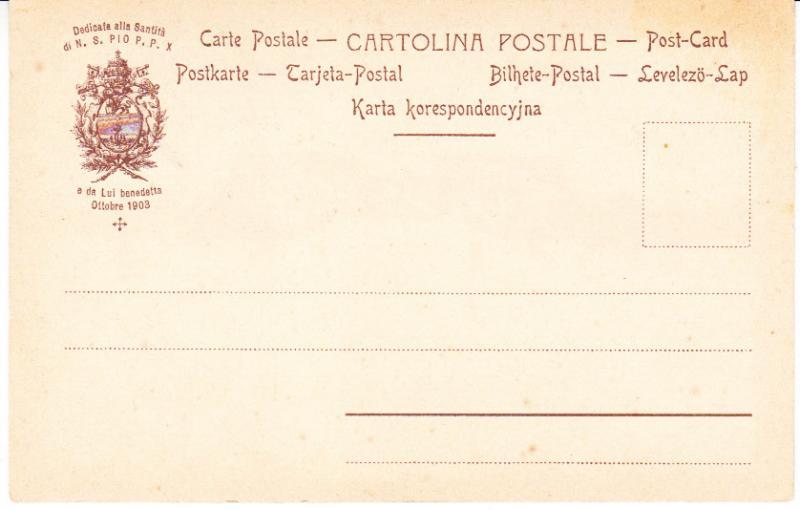 Cononius - Scilian Saint 1903