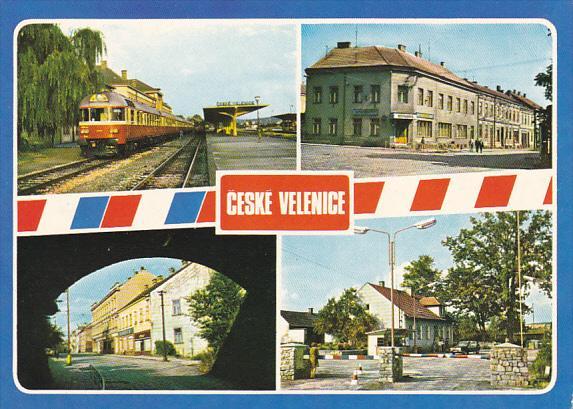 Czechoslovakia Ceske Velenice Multi View