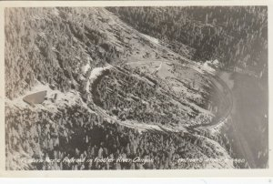 RP: Feather River Canyon , Ca , 1930-40s ; Western Pacific Railroad tracks
