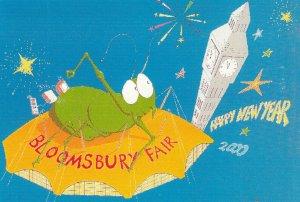 Bug, Bloomsbury Collector's Festival , 2000 ; UK
