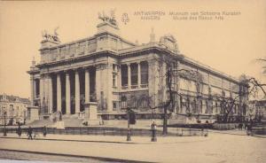 Museum Van Schoone Kunsten, Antwerpen (Antwerp), Belgium, 1900-1910s