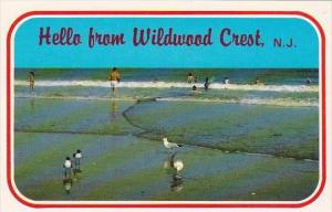 New Jersey Wildwood Crest Hello FromWildwood Crest