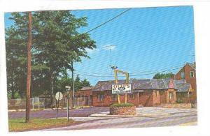 Otto's Bar Restaurant, Horsham, Pennsylvania, 40-60´s