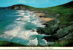 Ireland Co Kerry Dingle Peninsula Coumeenole