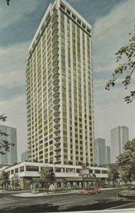 VANCOUVER , B.C. ,1950-60s ; The Century Plaza Hotel