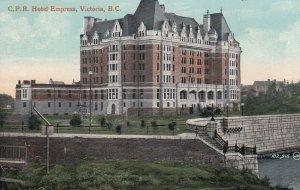 VICTORIA, British Columbia, Canada, 1900-1910's; C.P.R. Hotel Empress