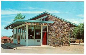 Zoo Gift Shop , GRANBY , Quebec, Canada , 50-60s #2