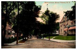 New York  Mount  Vernon , Rich Avenue