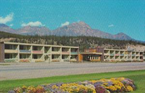 Canada Andrew Motor Lodge Jasper National Park Alberta