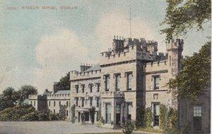 WISHAW , Scotland , 00-10s ; Wishaw House
