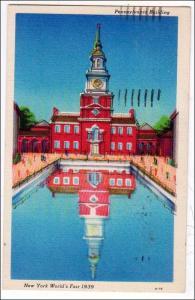 Pennsylvania Building, NY World's Fair 1939