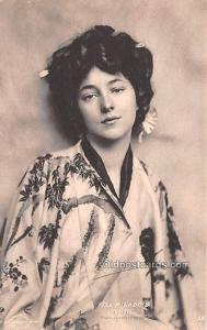 Evelyn Nesbit, The Mikado's Bride Movie Star Actor Actress Film Star Pos...