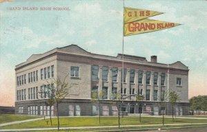 GRAND ISLAND , Nebraska , 1910 ;  High School