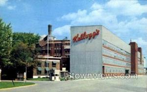 Kellogg Company Battle Creek MI Unused