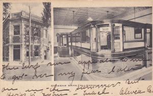 Interior / Exterior, Citizen's Bank , ALLENDALE , South Carolina , PU-1911