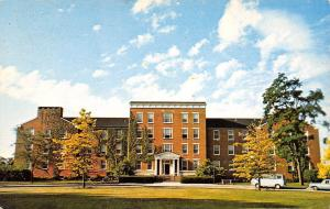 Richmond Indiana~Earlham College~Main Hall~Friends Boarding School~1960s PC