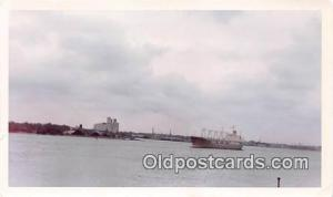 Port Huron Michigan USA Ship Postcard Post Card Michigan USA Postcard Post Ca...
