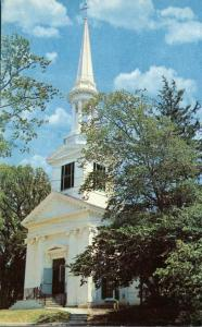 Christopher Wren Church - Sandwich MA Cape Cod Massachusetts