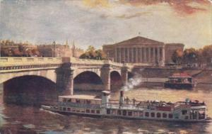 Tucks Paris Pont de la Concorde Paris Bridges Series I