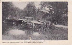 Bailey's Bridge, Harmony, Maine,00-10s