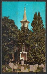 Pennsylvania, Philadelphia - Gloria Dei Church - [PA-029]