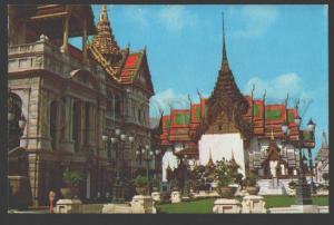 109154 THAILAND BANGKOK Arporn Pimoke Prasart Pavilion Old PC