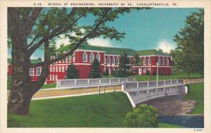 School Of Engineering University Of Virginia Charlottesville