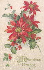 A Christmas Greeting - Sunshine Card Reproduction