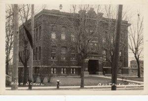 RP: OOSTBURG , Wisconsin , 1941 ; High School