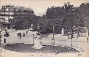 La Place Darcy, Dijon (Côte-d'Or), France, 1900-1910s