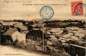 CPA Diego Suarez- Vue d'Antsirane MADAGASCAR (830004)