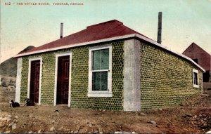 Nevada Tonopah The Bottle House 1909