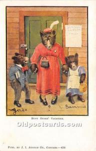 Busy Bears Vacation 1907