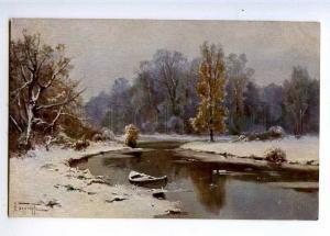 224618 RUSSIA Burkhardt beginning winter Granberg #563